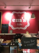 Emmaus fabulous cafe in Cartlon